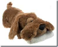 Image of Droopy the Snoring Dog switch adapted toy