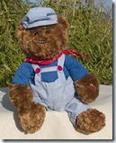 Picture of Sprout the Railroad Bear