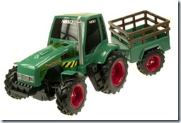 Photo of Excitim's Dream-Racer Big Green Tractor